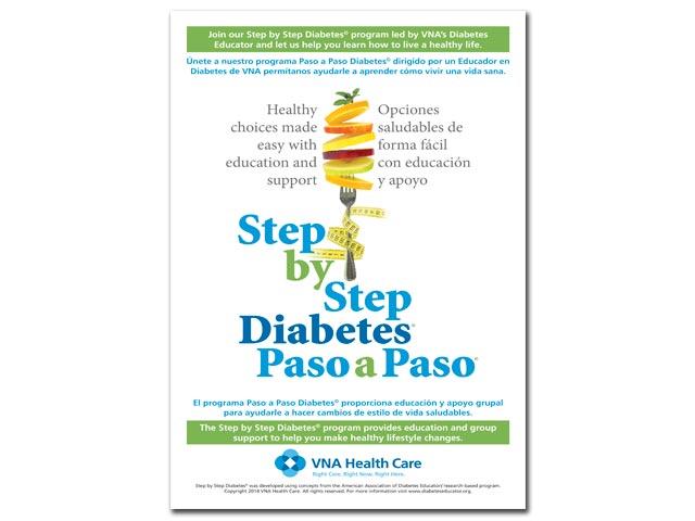 VNA Diabetes Poster