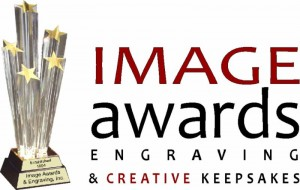 Old logo for Image Awards